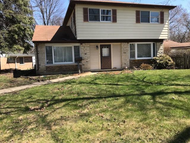 139 Peach Street, Park Forest, IL 60466 (MLS #09923605) :: Lewke Partners