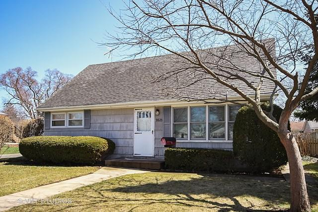 9825 S 53Rd. Avenue, Oak Lawn, IL 60453 (MLS #09923635) :: The Wexler Group at Keller Williams Preferred Realty