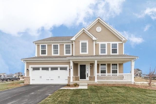 13873 Amelia Lot # 0112 Drive, Lemont, IL 60439 (MLS #09923639) :: The Wexler Group at Keller Williams Preferred Realty
