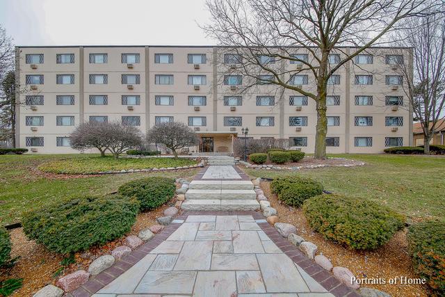 470 Kenilworth Avenue #35, Glen Ellyn, IL 60137 (MLS #09923658) :: The Wexler Group at Keller Williams Preferred Realty