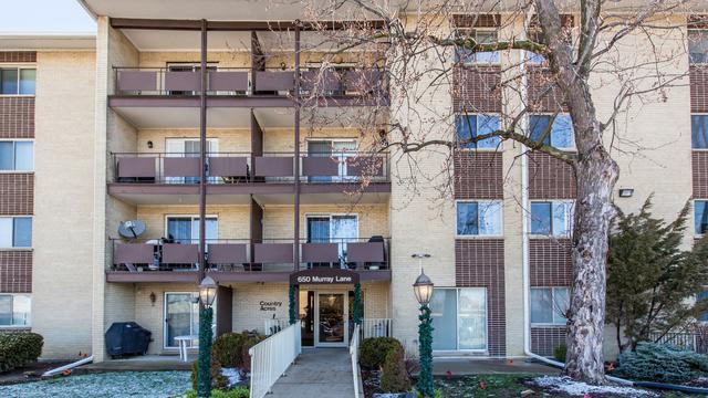650 Murray Lane #310, Des Plaines, IL 60016 (MLS #09923718) :: Helen Oliveri Real Estate