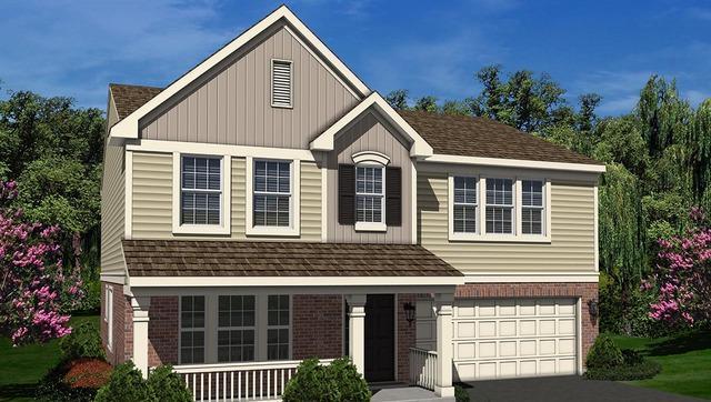 2057 Bristol Park Road, New Lenox, IL 60451 (MLS #09923775) :: The Wexler Group at Keller Williams Preferred Realty