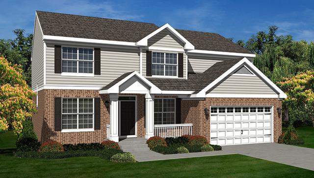 2051 Bristol Park Road, New Lenox, IL 60451 (MLS #09923777) :: The Wexler Group at Keller Williams Preferred Realty
