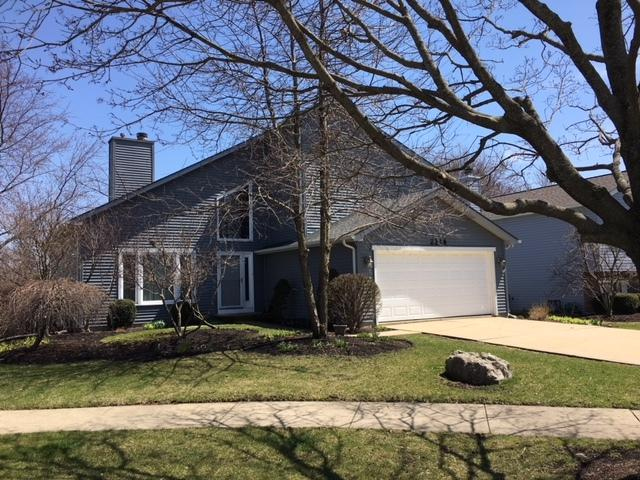2214 Briarhill Court, Naperville, IL 60565 (MLS #09923919) :: The Wexler Group at Keller Williams Preferred Realty