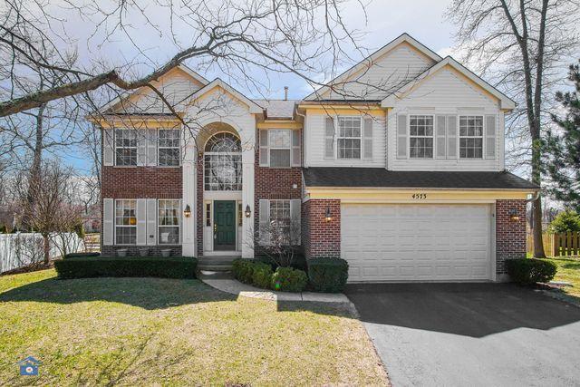 4573 Wren Court NE, Libertyville, IL 60048 (MLS #09923949) :: Helen Oliveri Real Estate