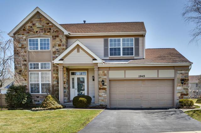 1945 Chamberry Court, Wheeling, IL 60090 (MLS #09923959) :: Helen Oliveri Real Estate