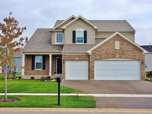 8509 Wellington Drive, Joliet, IL 60431 (MLS #09923971) :: The Wexler Group at Keller Williams Preferred Realty