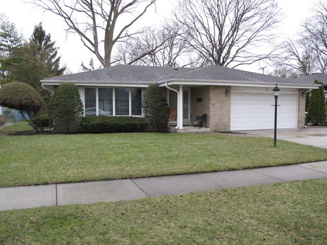 12 S Forrest Avenue, Arlington Heights, IL 60004 (MLS #09923984) :: Helen Oliveri Real Estate