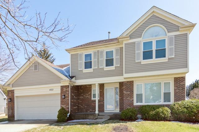 433 Cedar Court S, Buffalo Grove, IL 60089 (MLS #09924021) :: Helen Oliveri Real Estate