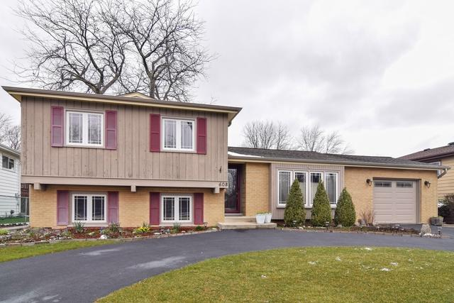 608 E Comstock Avenue, Addison, IL 60101 (MLS #09924100) :: Lewke Partners