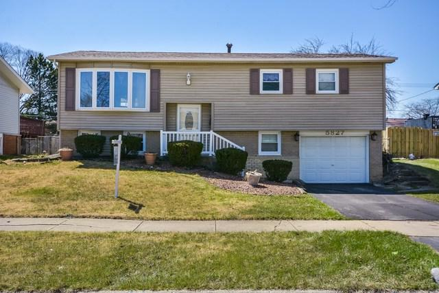 5827 Essex Road, Oak Forest, IL 60452 (MLS #09924150) :: The Wexler Group at Keller Williams Preferred Realty