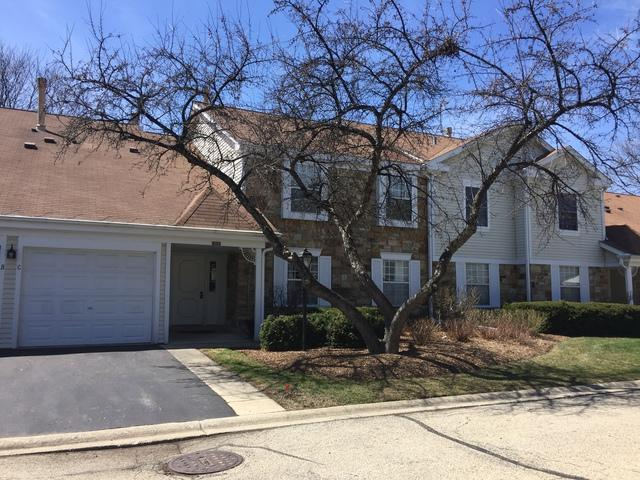 1576 Burr Oak Court B, Wheaton, IL 60187 (MLS #09924155) :: The Dena Furlow Team - Keller Williams Realty