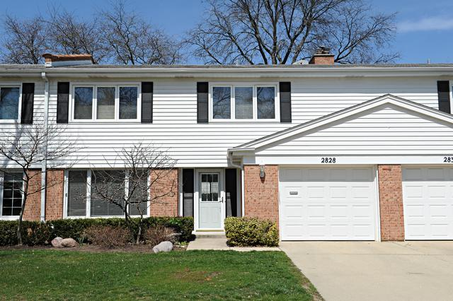 2828 E Bel Aire Drive, Arlington Heights, IL 60004 (MLS #09924163) :: The Dena Furlow Team - Keller Williams Realty