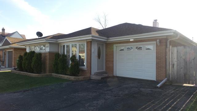 1440 Heidorn Avenue, Westchester, IL 60153 (MLS #09924191) :: Lewke Partners