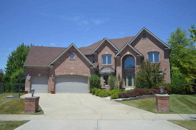 3919 Littlestone Circle, Naperville, IL 60564 (MLS #09924213) :: The Wexler Group at Keller Williams Preferred Realty