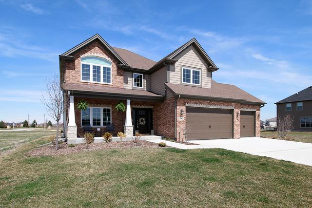 25126 W Zoumar Drive, Plainfield, IL 60586 (MLS #09924216) :: The Wexler Group at Keller Williams Preferred Realty
