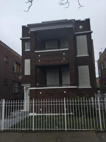 24 W 111th Place, Chicago, IL 60628 (MLS #09924294) :: Lewke Partners