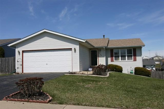 2648 Bainburg Drive, Rockford, IL 61109 (MLS #09924305) :: Lewke Partners