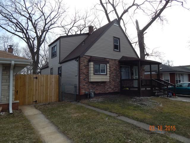 14711 Kimbark Avenue, Dolton, IL 60419 (MLS #09924331) :: Lewke Partners
