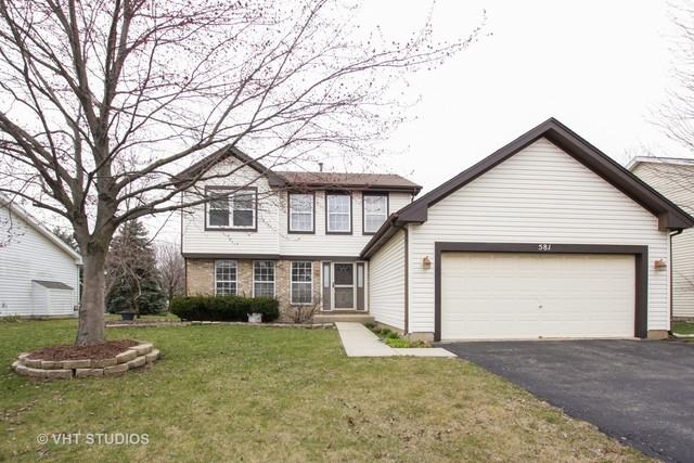 581 Lakewood Farms Road, Bolingbrook, IL 60490 (MLS #09924350) :: The Wexler Group at Keller Williams Preferred Realty