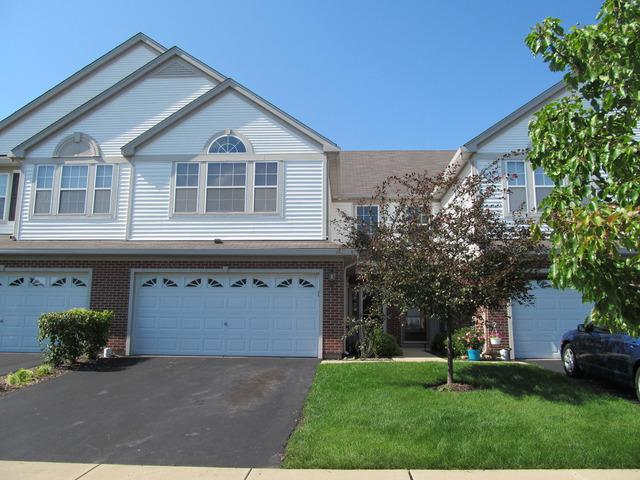 8523 Foxborough Way #8523, Joliet, IL 60431 (MLS #09924386) :: The Wexler Group at Keller Williams Preferred Realty