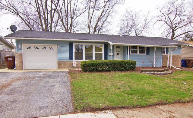 14732 El Vista Avenue, Oak Forest, IL 60452 (MLS #09924402) :: The Wexler Group at Keller Williams Preferred Realty