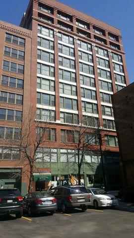 633 S Plymouth Court #603, Chicago, IL 60605 (MLS #09924466) :: Touchstone Group