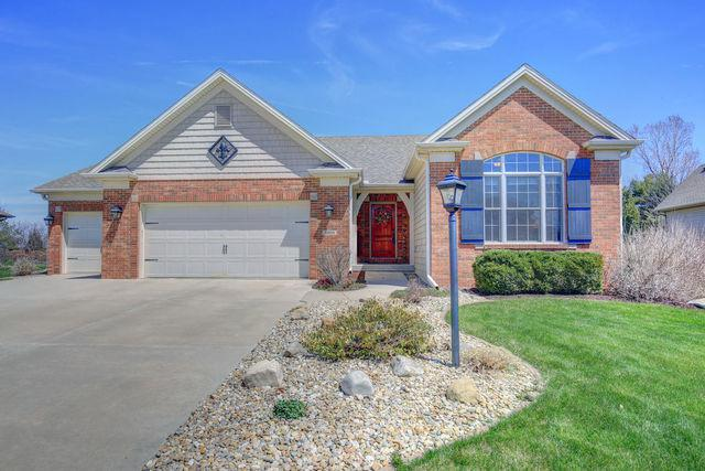 4804 Chestnut Grove Drive, Champaign, IL 61822 (MLS #09924473) :: Lewke Partners