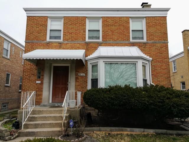 5710 N Mozart Street, Chicago, IL 60659 (MLS #09924507) :: Helen Oliveri Real Estate