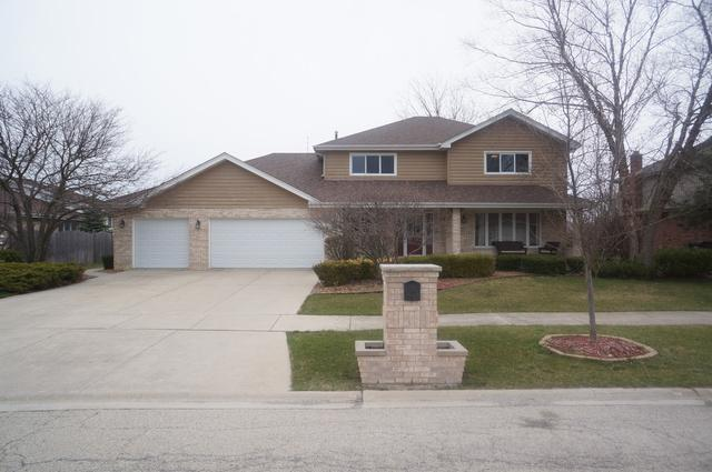 19451 Lancaster Drive, Mokena, IL 60448 (MLS #09924548) :: The Wexler Group at Keller Williams Preferred Realty