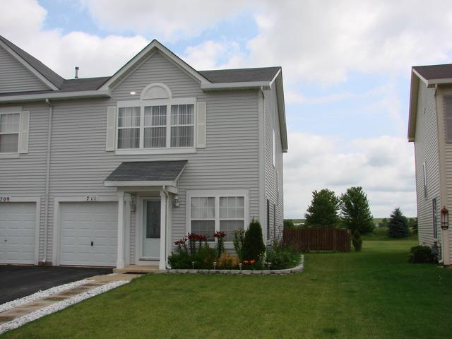 711 Zachary Drive, Romeoville, IL 60446 (MLS #09924566) :: The Wexler Group at Keller Williams Preferred Realty