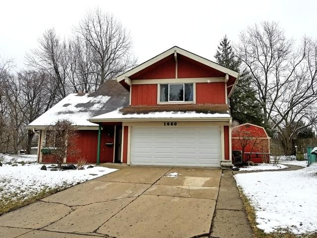 1660 Edison Circle, Hanover Park, IL 60133 (MLS #09924619) :: Ani Real Estate