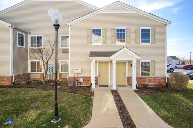 142 Bertram Drive P, Yorkville, IL 60560 (MLS #09924646) :: Ani Real Estate