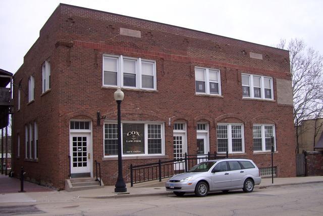 110-112 E Charter Street, MONTICELLO, IL 61856 (MLS #09924689) :: Ryan Dallas Real Estate