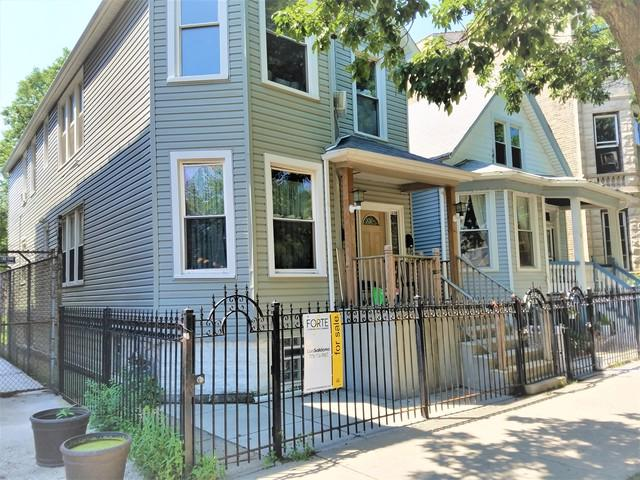 1638 N Kedzie Avenue, Chicago, IL 60647 (MLS #09925140) :: The Perotti Group