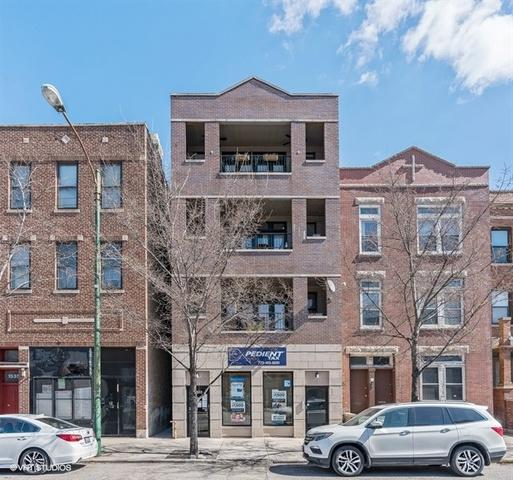 1533 N Western Avenue #2, Chicago, IL 60622 (MLS #09925295) :: The Perotti Group