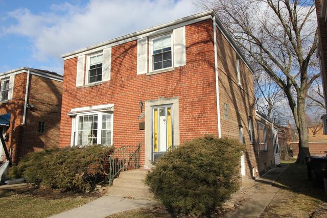11435 S Washtenaw Avenue, Chicago, IL 60655 (MLS #09925347) :: Lewke Partners