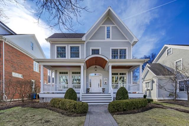 20 S Adams Street, Hinsdale, IL 60521 (MLS #09925390) :: Lewke Partners