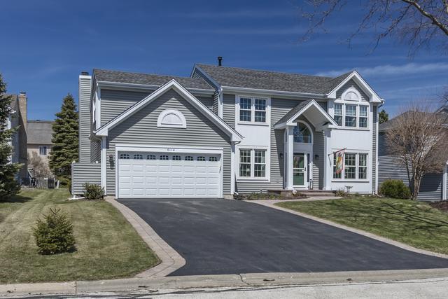 6114 Honeysuckle Lane, Gurnee, IL 60031 (MLS #09925513) :: Lewke Partners