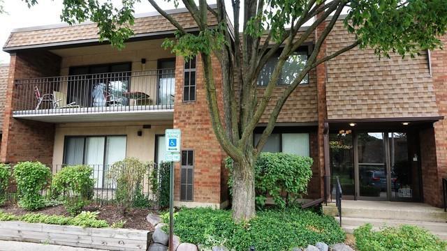 130 Old Oak Drive #242, Buffalo Grove, IL 60089 (MLS #09925522) :: Lewke Partners
