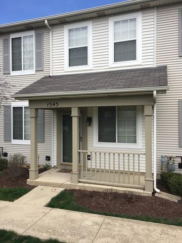 1545 Azalea Circle, Romeoville, IL 60446 (MLS #09925569) :: Lewke Partners