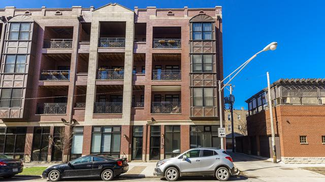 2112 W Rice Street #3, Chicago, IL 60622 (MLS #09925901) :: Property Consultants Realty