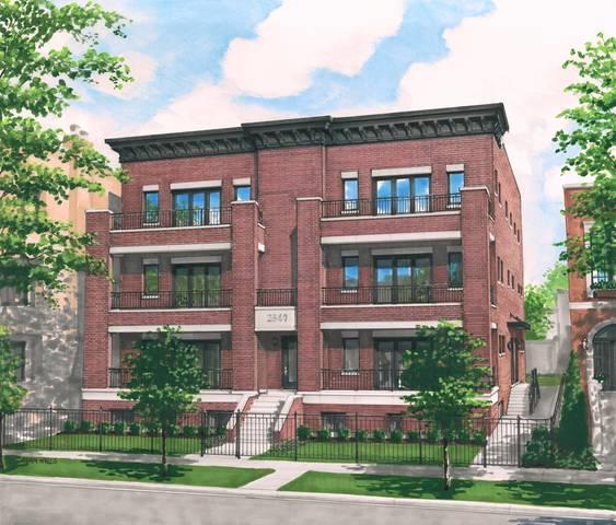 2649 N Racine Avenue 2S, Chicago, IL 60614 (MLS #09925972) :: Littlefield Group