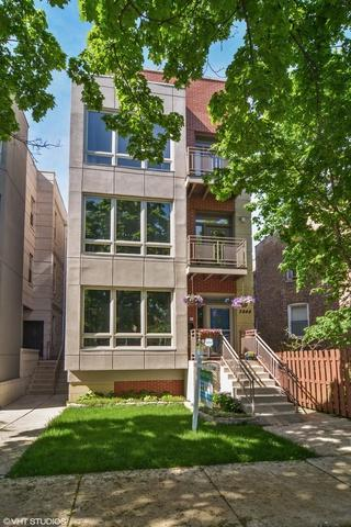 3848 W Wrightwood Avenue #2, Chicago, IL 60647 (MLS #09925977) :: Touchstone Group
