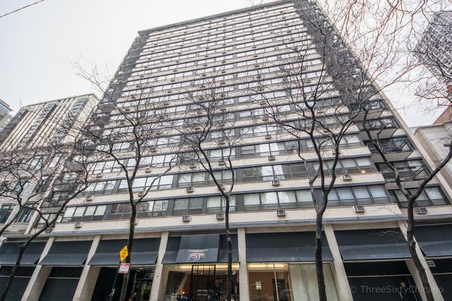33 E Cedar Street 12E, Chicago, IL 60611 (MLS #09926036) :: The Perotti Group