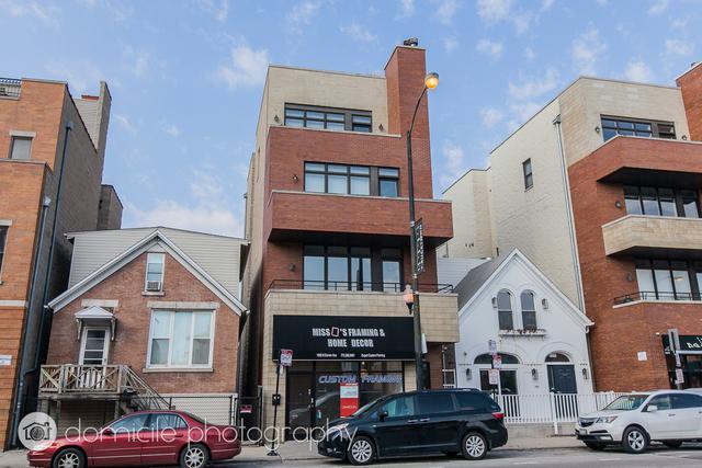 1950 N Damen Avenue #3, Chicago, IL 60647 (MLS #09926088) :: The Perotti Group