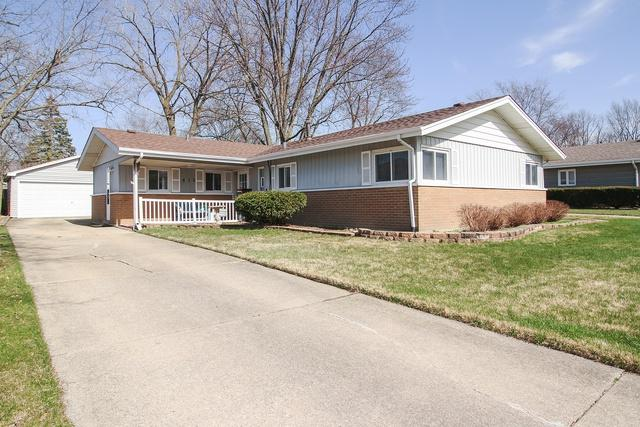 415 N Orchard Drive, Park Forest, IL 60466 (MLS #09926188) :: Lewke Partners