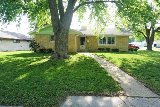 600 Oakcrest Drive, Rantoul, IL 61866 (MLS #09926335) :: Ryan Dallas Real Estate