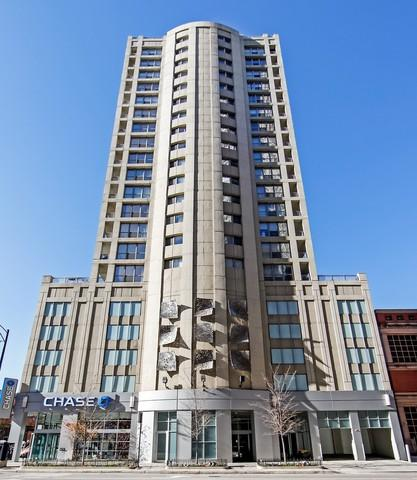 600 N Dearborn Street #1707, Chicago, IL 60654 (MLS #09926387) :: The Perotti Group