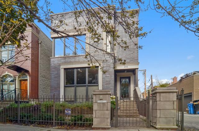 2112 W Churchill Street, Chicago, IL 60647 (MLS #09926388) :: The Perotti Group